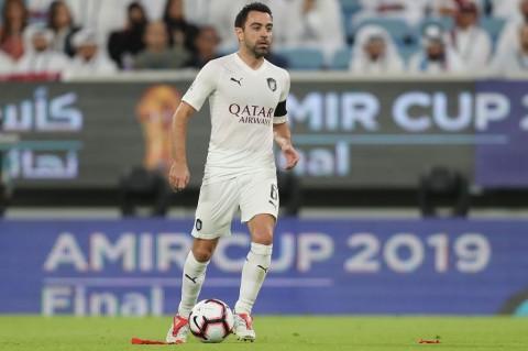 Xavi Impikan jadi Pelatih Barcelona