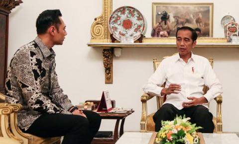 AHY Bertemu Jokowi Hari Ini