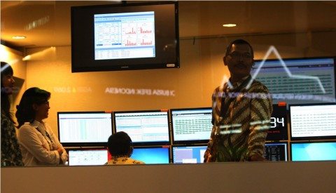 IHSG Berpeluang Terkerek Penguatan Bursa Global