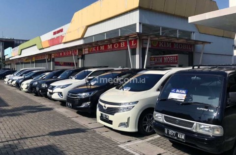 Dua Pekan Jelang Lebaran, Penjualan Mobil Bekas Naik