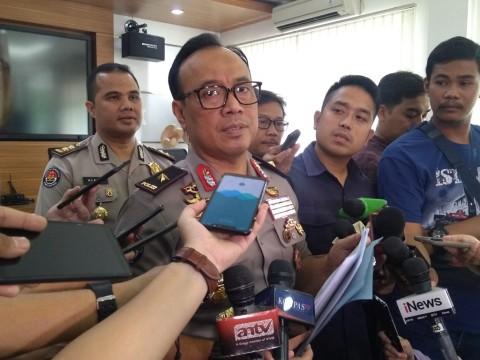 Polisi Buru Aktor Intelektual di Balik Rusuh Petamburan