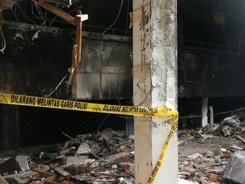 Penyebab Kebakaran Pasar Kosambi Terus Didalami