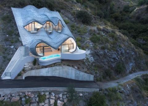 Enam Desain Rumah Paling Mencolok di Dunia