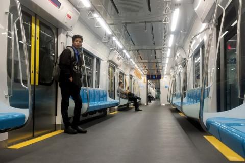 Operasional MRT Terganggu Aksi