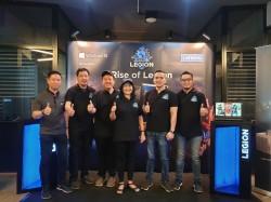 Lenovo Siap Gelar Kompetisi Rise of Legion Tahap Online