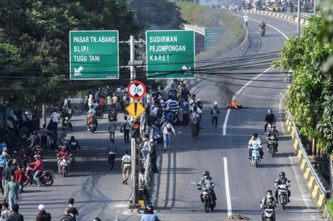 Bupati Tangerang Imbau Warganya Tak Demo di Jakarta