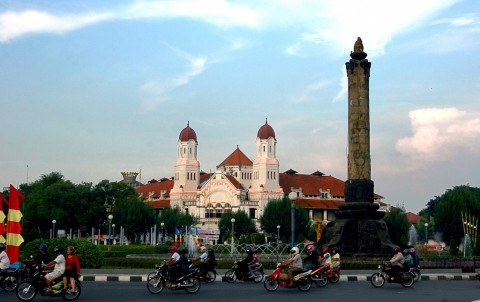 Rusuh di DKI Tak Bakal Merembet ke Semarang