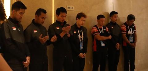 Situasi Politik Memanas, Tim Piala Sudirman Indonesia Diminta Tetap Fokus