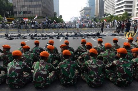 Panglima TNI Tak Menoleransi Perusuh