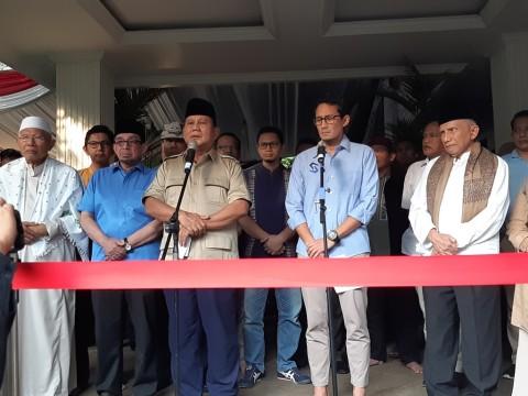 Prabowo Berduka Demo Penolakan Hasil Pemilu Menelan Korban