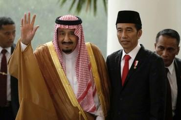 Jokowi Dapat Ucapan Selamat dari Raja Arab Saudi