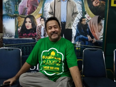Jadi Anggota DPR, Rano Karno Jamin Si Doel The Movie 3 Tetap Dibuat