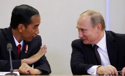 Jokowi Dua Periode, Presiden Rusia Berikan Selamat