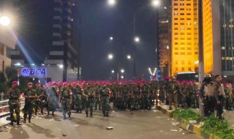 Demo 22 Mei Ricuh, Tak Ada Kedubes Asing yang Khawatir