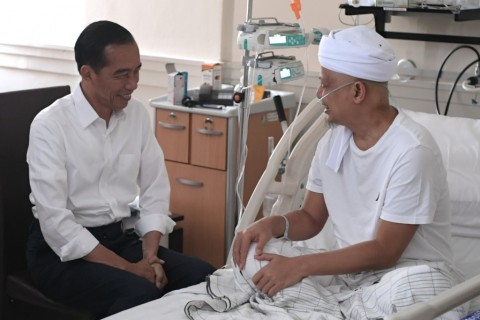 Presiden Berbelasungkawa atas Wafatnya Arifin Ilham