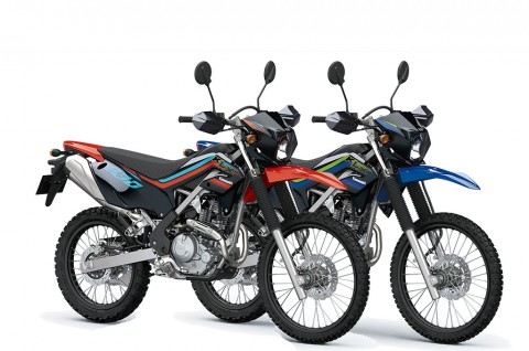 Kawasaki KLX230 Ramaikan Dirt Bike Tanah Air