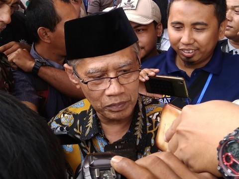 Muhammadiyah Calls for Jokowi-Prabowo Meeting to Reduce Tensions