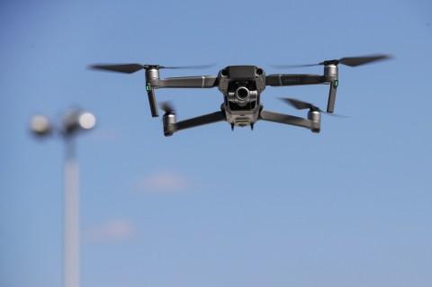 Drone DJI Nantinya Bisa Hindari Pesawat
