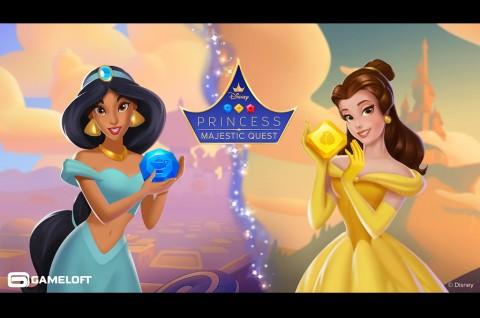 GameLoft Umumkan 2 Game Mobile Disney Baru