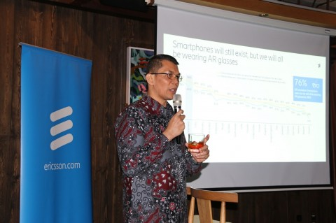 ConsumerLab Ericsson Patahkan Mitos Pemanfaatan 5G