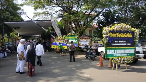 Arifin Ilham Berwasiat Disalatkan di Dua Masjid