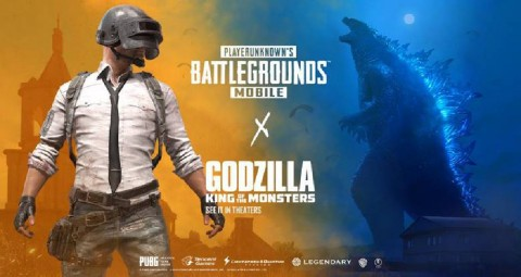 PUBG Mobile Bakal Punya Acara Bertema Godzilla