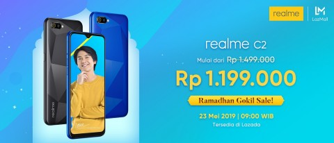 Ada Promo Ramadan, Mengapa realme C2 Layak Dibeli?