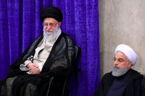 Khamenei Kritik Presiden Iran di Tengah Ketegangan dengan AS