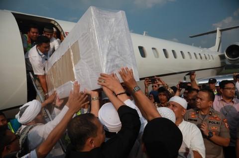 Ustaz Arifin Ilham Sudah Siapkan Kafan dan Makam