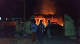 Pembakar Polsek Tambelangan Terpengaruh Hoaks