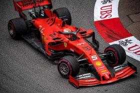 Jadwal F1GP Monaco 2019
