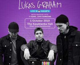 Lukas Graham, Band Asal Denmark Gelar Konser di Jakarta