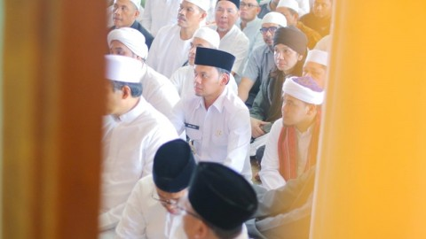 Bima Arya Kehilangan Sosok Arifin Ilham nan Menyejukkan
