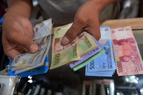 Penukaran Uang Pecahan Kecil Capai Rp58 Triliun