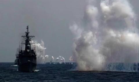Khawatir Invasi Tiongkok, Taiwan Gelar Latihan Militer