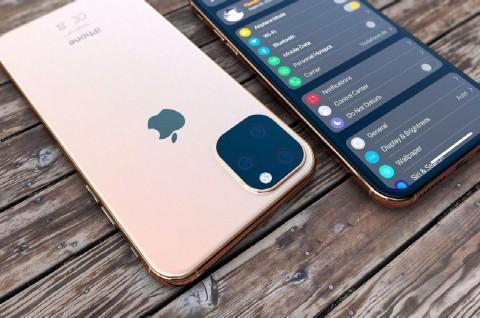 Apple Daftarkan iPhone 2019 di ECC