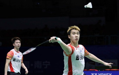 Marcus/Kevin Bawa Indonesia Unggul Atas Taiwan