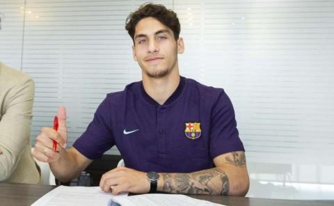 Barcelona Datangkan Bintang Muda Belanda