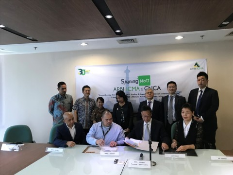 Tingkatkan Ekspor, APBI Gandeng Asosiasi Batu Bara Tiongkok