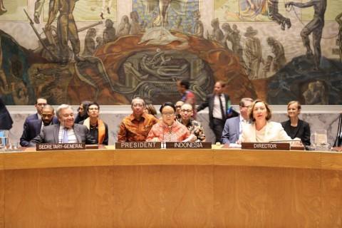 UNSC Must Focus on Protection of Civilians' Agenda: FM Retno
