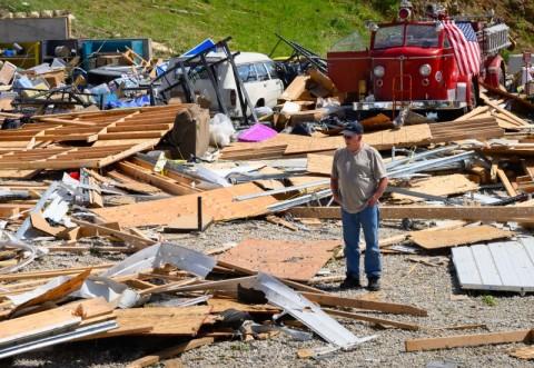 Tiga Warga Tewas saat Tornado Landa Missouri