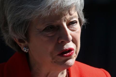 PM Inggris Umumkan Mengundurkan Diri Pada 7 Juni