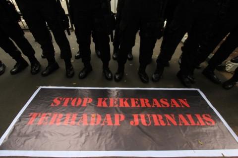 JFCC Kecam Intimidasi kepada Jurnalis di Aksi 22 Mei