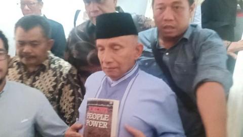 Buku 'Jokowi People Power' Buktikan Bukan Tindakan Pidana