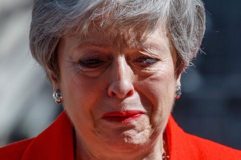 PM Inggris Mengundurkan Diri
