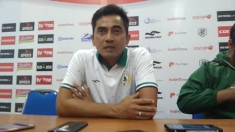 Penggawa PSS Tak Boleh Terpengaruh Pengosongan Tribun Stadion