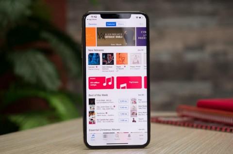 Pengguna iTunes Tuntut Apple Soal Privasi Data