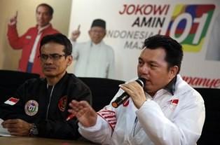 TKN Apresiasi Langkah BPN Menggugat Hasil Pemilu ke MK