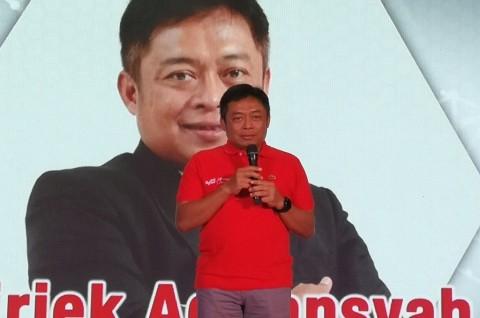 Ririek Adriansyah Jadi Direktur Utama Telkom