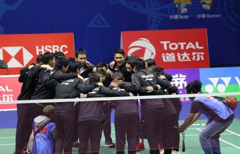 Susunan Pemain Indonesia vs Jepang